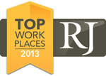 Las Vegas Review Journal Top Work Places 2013